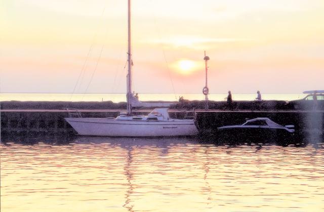 Nachtje in Bornholm op Öland