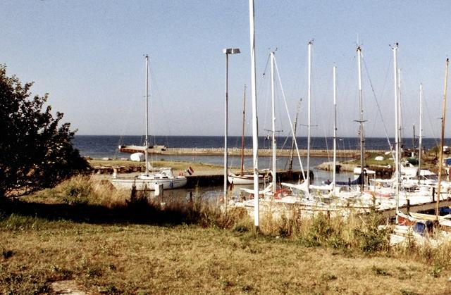Smygehuk, Zweden, ca 15 km van Trelleborg