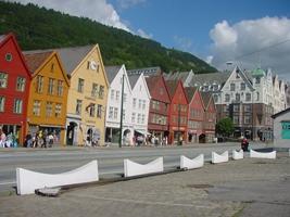 Bryggen,Bergen,Noorwegen