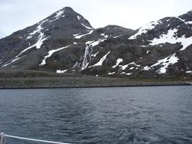 Onderweg naar Skervøy