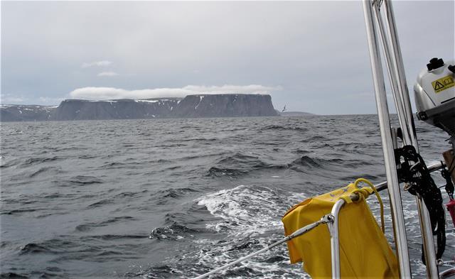 De Noordkaap gerond op 10 juni 2005 !