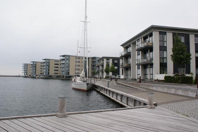 Comfortabel langs de kant in Nyborg