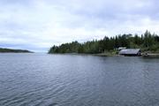 De ingang van Barsviken