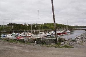 In het haventje van Ottersoy