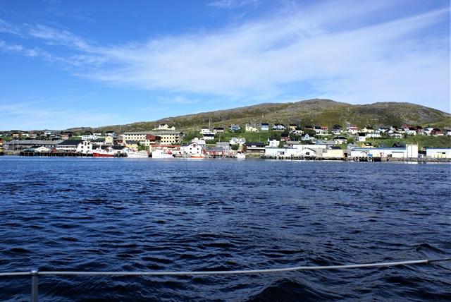 Havoysund was voor ons een goede plek voor het retourtje Noordkaap