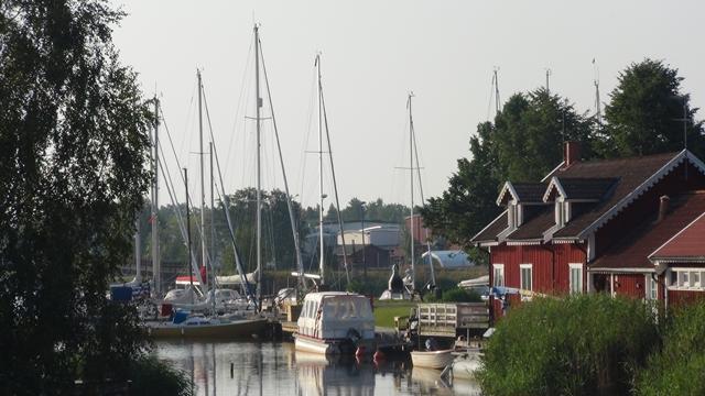 Figeholm, een plekje om nog eens terug te komen