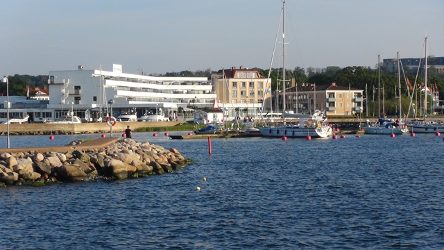 In Borgholm