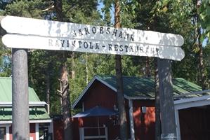 Jakobshamn, Ravintola - Restaurant