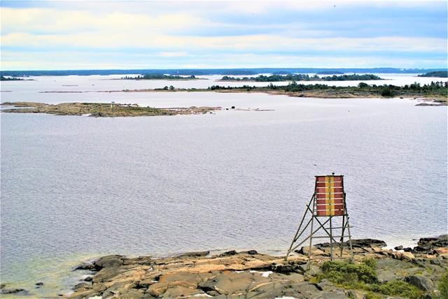 De omgeving van Kylmäpihlaja
