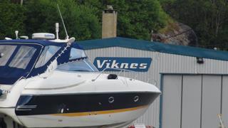 De Vikness werf waar prachtige motorjachten worden gebouwd