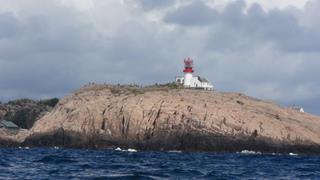 Kaap Lindesness, vandaag gemakkelijk
