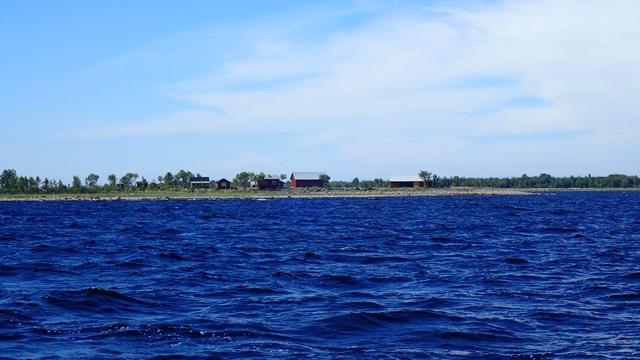 Het laatste Zweedse eilandje