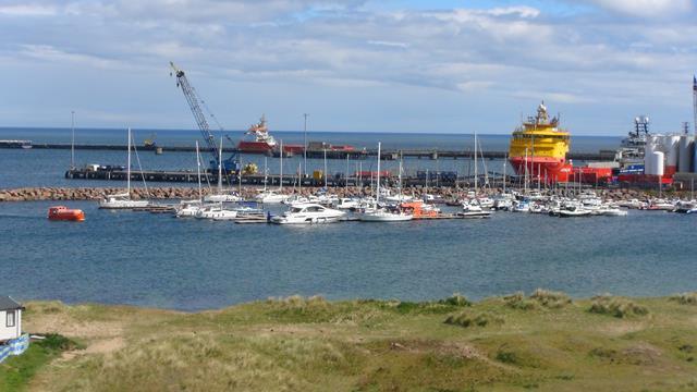 Peterhead Marina