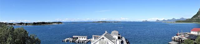 Een Nordskot panorama