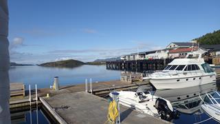 Vågaholmen, een perfecte haven